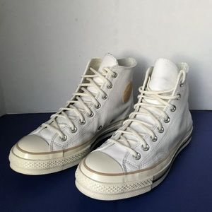 Converse All Star 70 White Leather Chuck Taylor